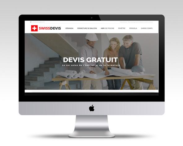 site web swiss devis.
