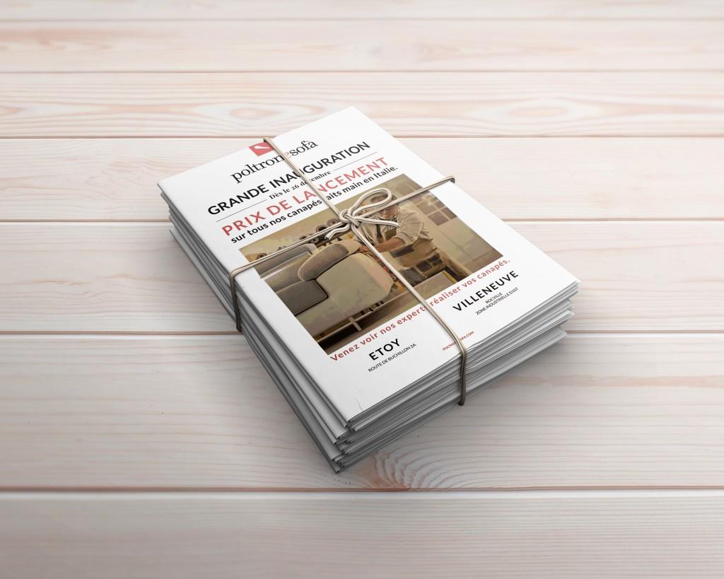 JCB Distribution : distributeur de la grande chaine italienne poltronésofa