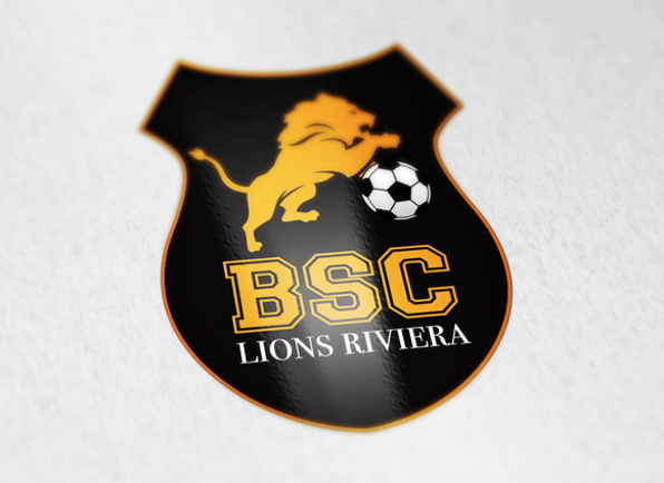 Logo BSC lions riviera